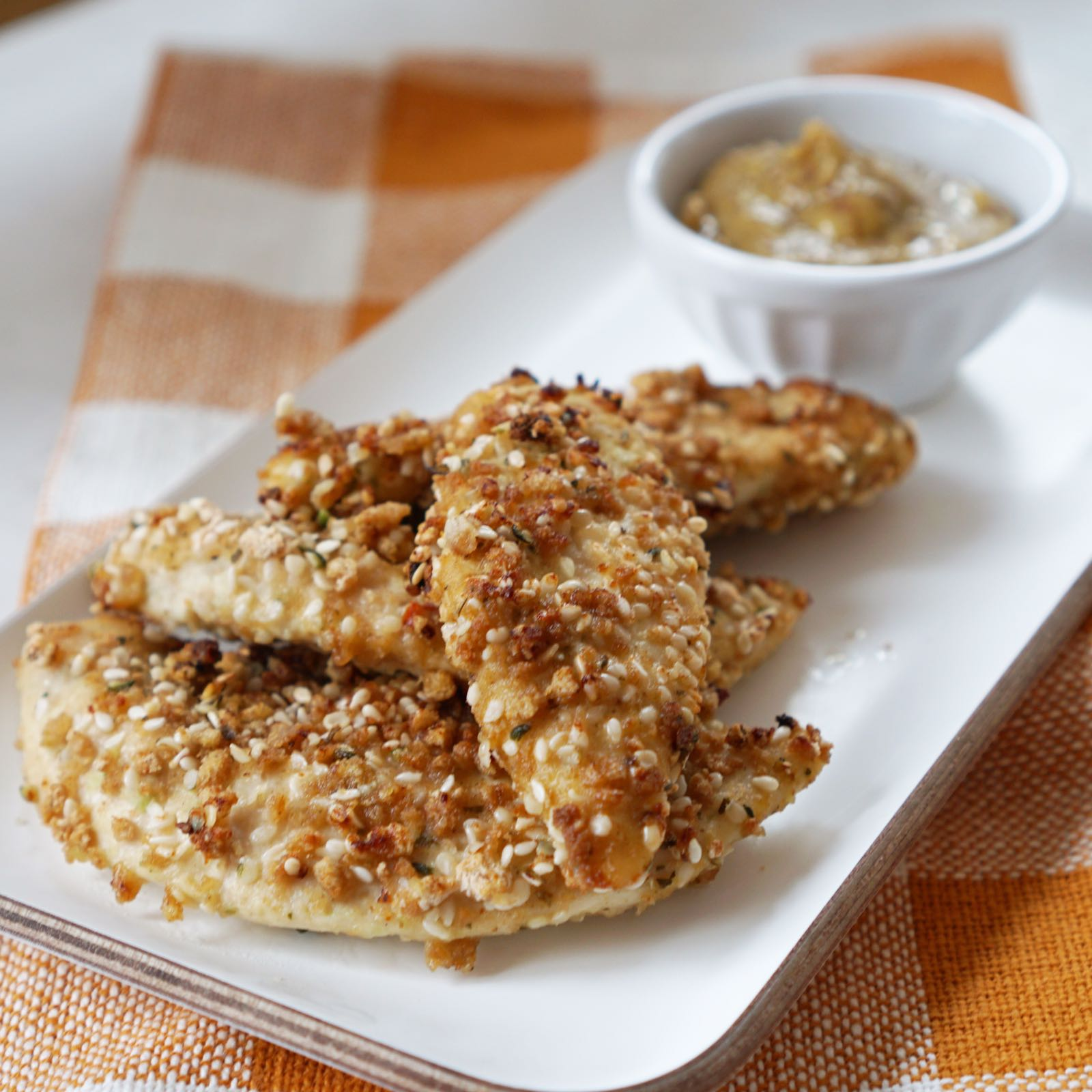 HEALTHY DINNER IDEA: UPGRADED NUGGETS