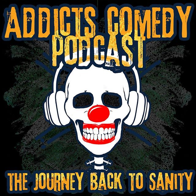 The debut episode of #addictscomedypodcast is FINALLY here! Episode one: Andy's story. Here Kurtis and Andy bicker and fight like two maniacs before finally coming together as Andy tells his story of heroin addiction and his journey back to sanity. check out our sound cloud page where you can listen on iTunes, Google play and stitcher. #addictscomedy #Recovery #RecoveryIsPossible #RecoveringAddicts #Recoverynation