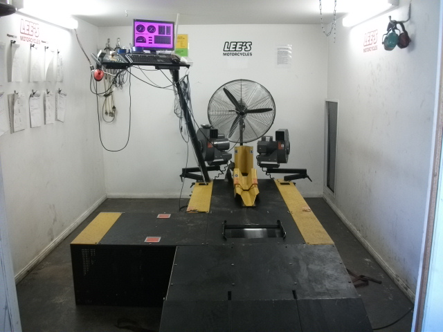 Dyno performance tuning - Ready to take the next step with your motorcycles performance? We have a fully equipped Dyno with Dynojet and Woolich Racing software available!