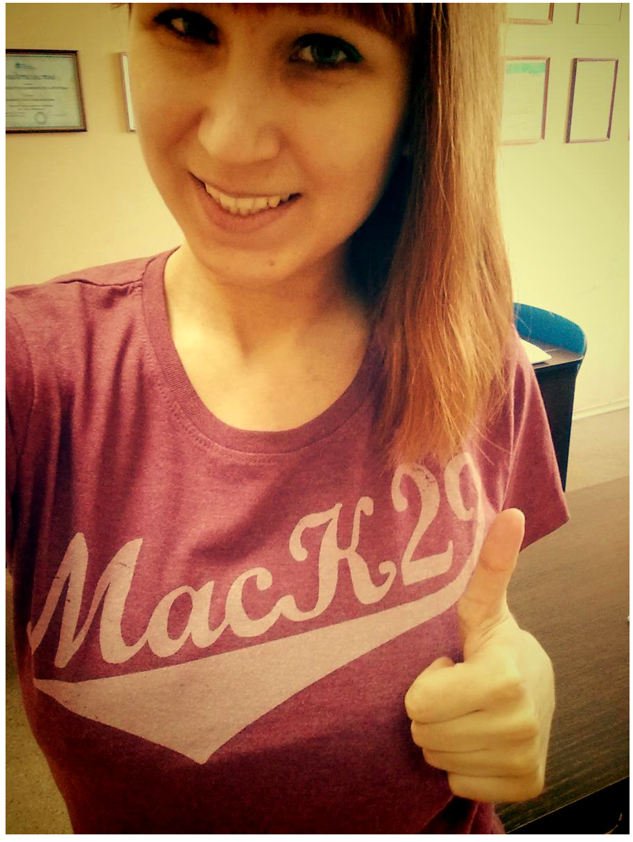 Quite Right! Thumbs up for MacK29 and Russian #AvsFam!