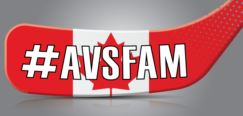 #AVSFAM CAN Twitter/FB Profile background