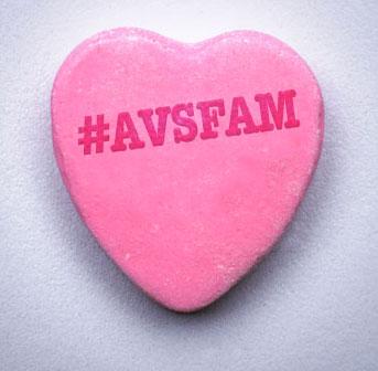 Valentine's Day #AVFAM profile picture