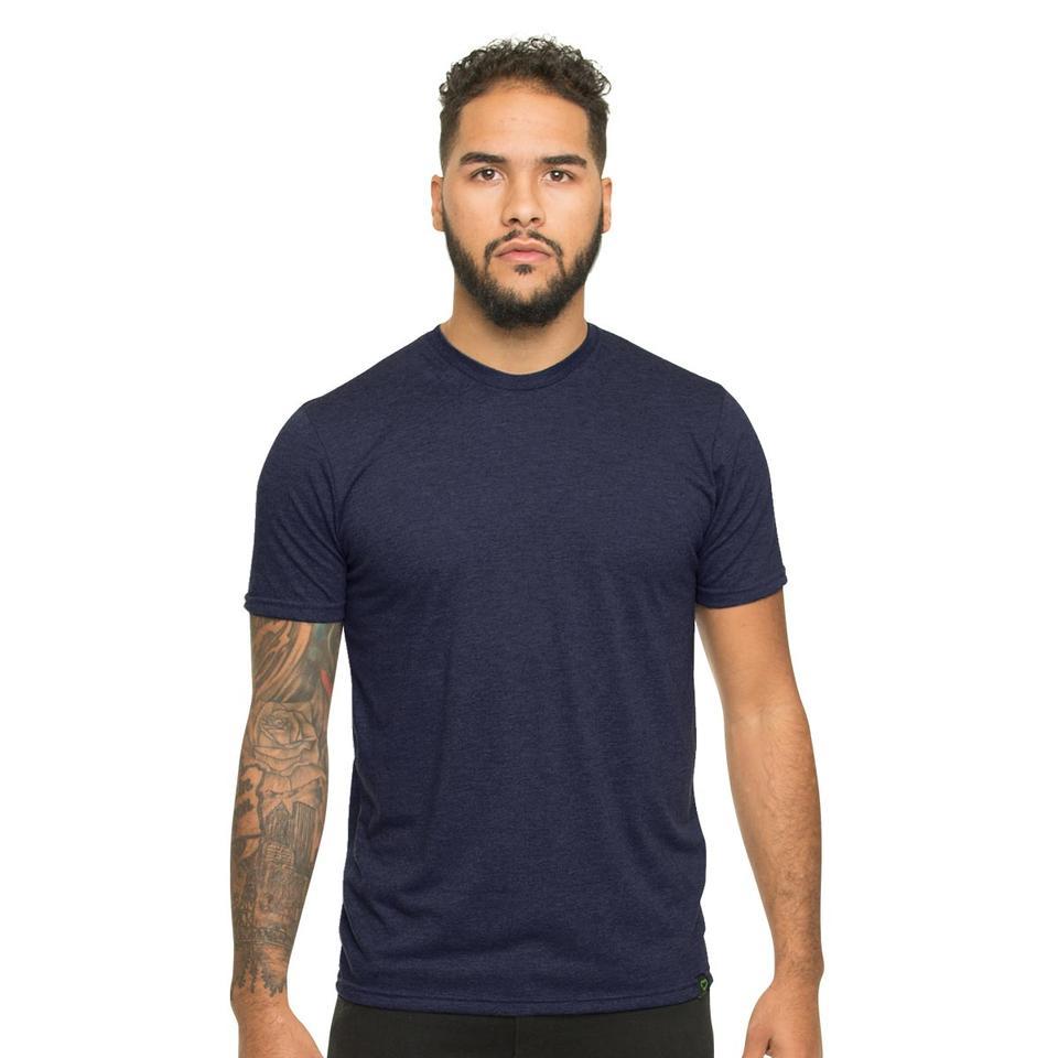 Allmade Men'sTri-Blend T-Shirts - True to size