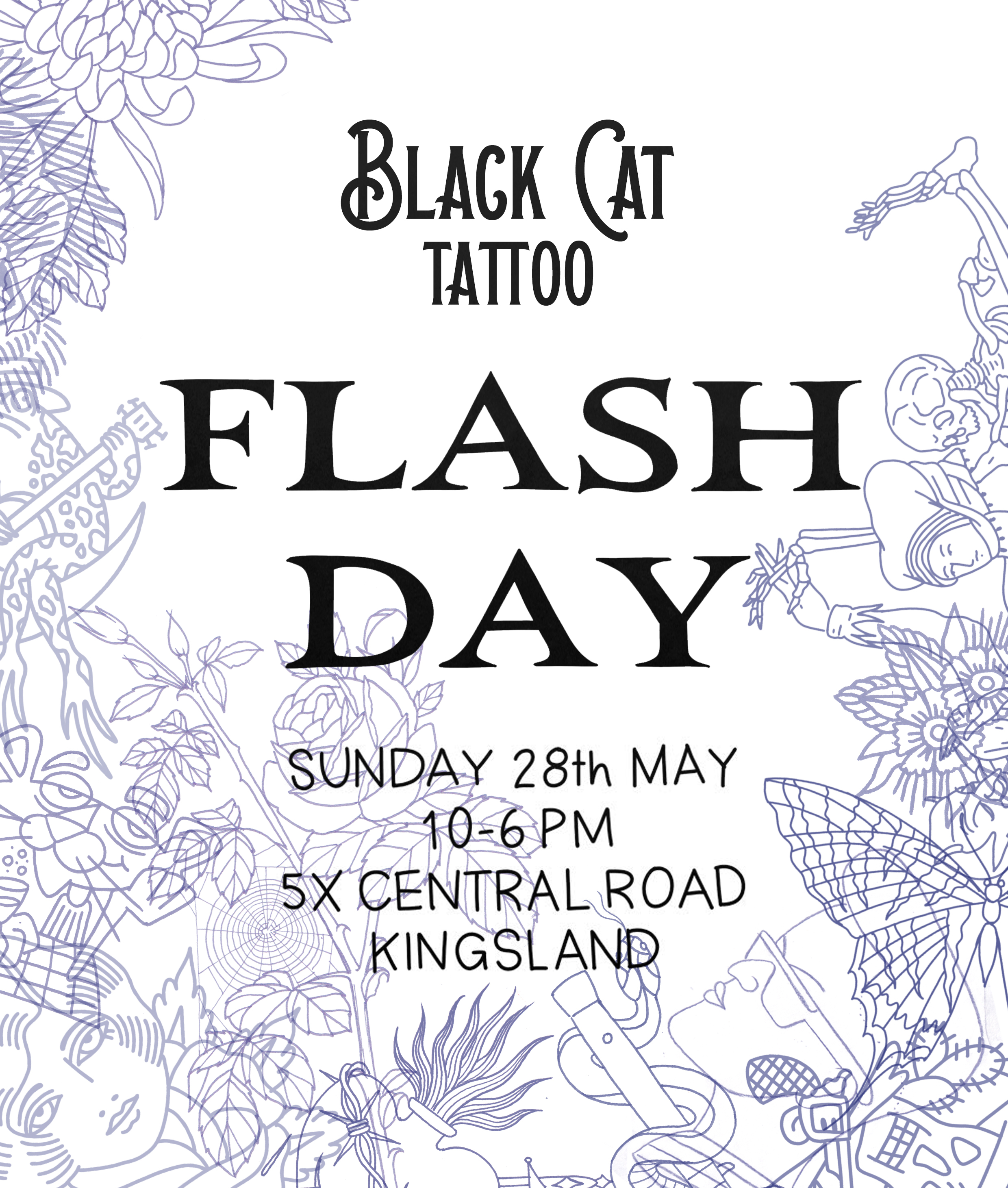 Tattoo Flash Day