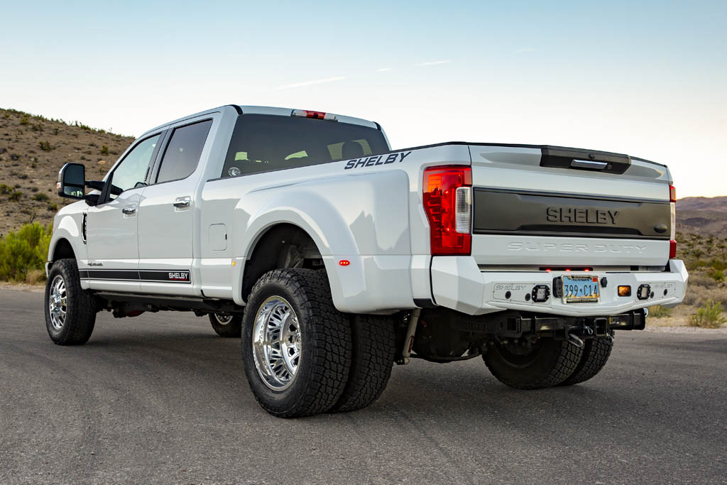 """As seen on the """"SHELBY TURBO DIESEL"""" Shelby American & Ford Motor Companies latest release."""