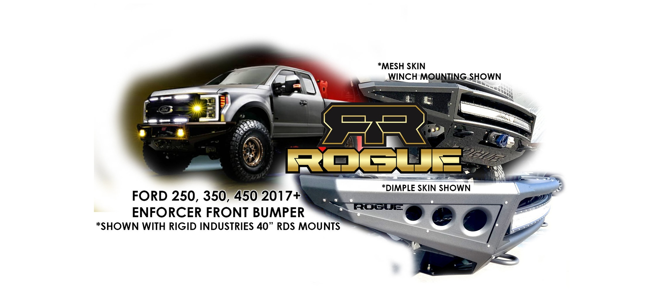 Rogue Racing - Innovative Off-Road Products and Designs