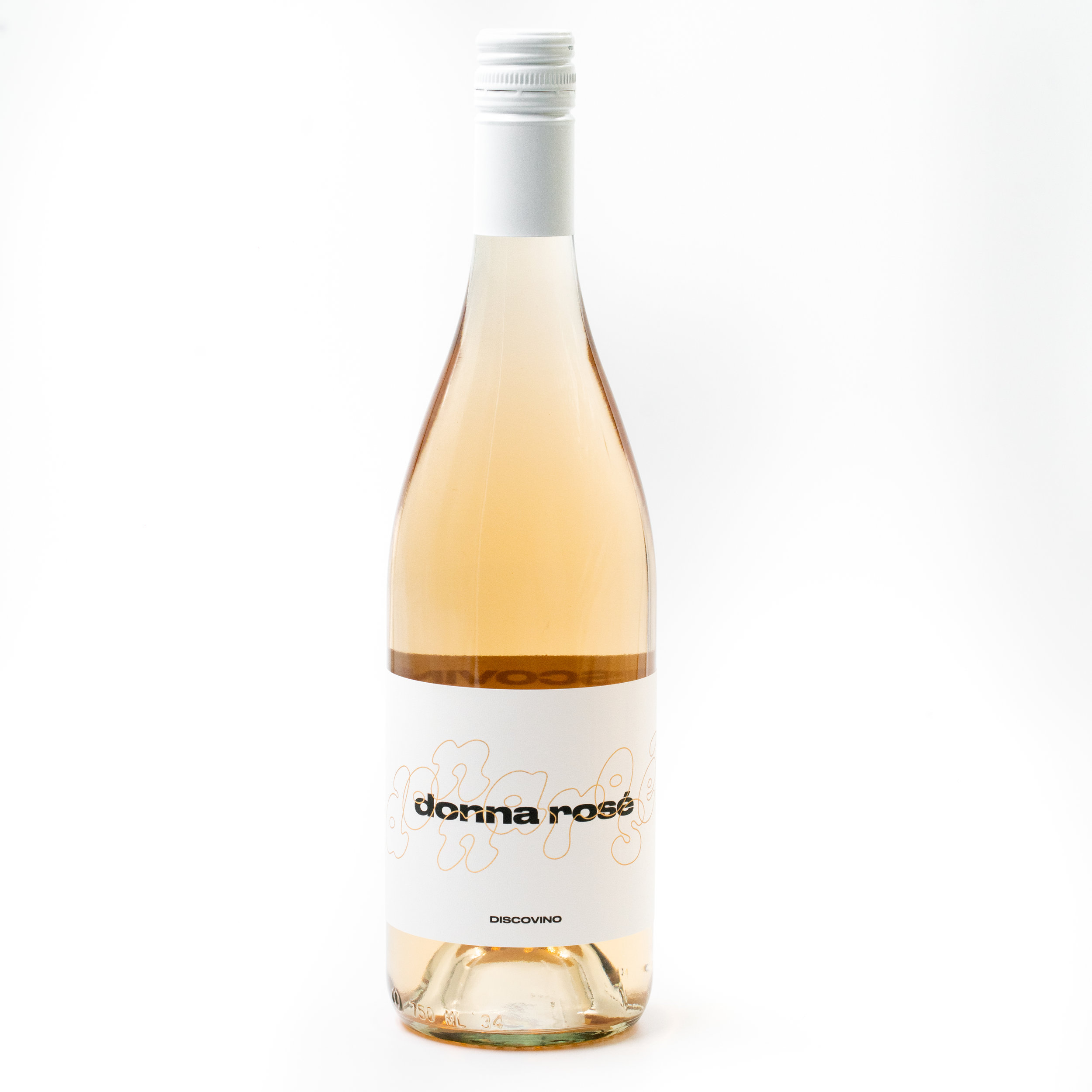 Discovino Donna Rosé, 50% Sangiovese 50% Syrah  Corsican-inspired rosé from Paso Robles, CA. A perfumed, melon and strawberry-inflected quencher landing somewhere between the beach and the discothequé.