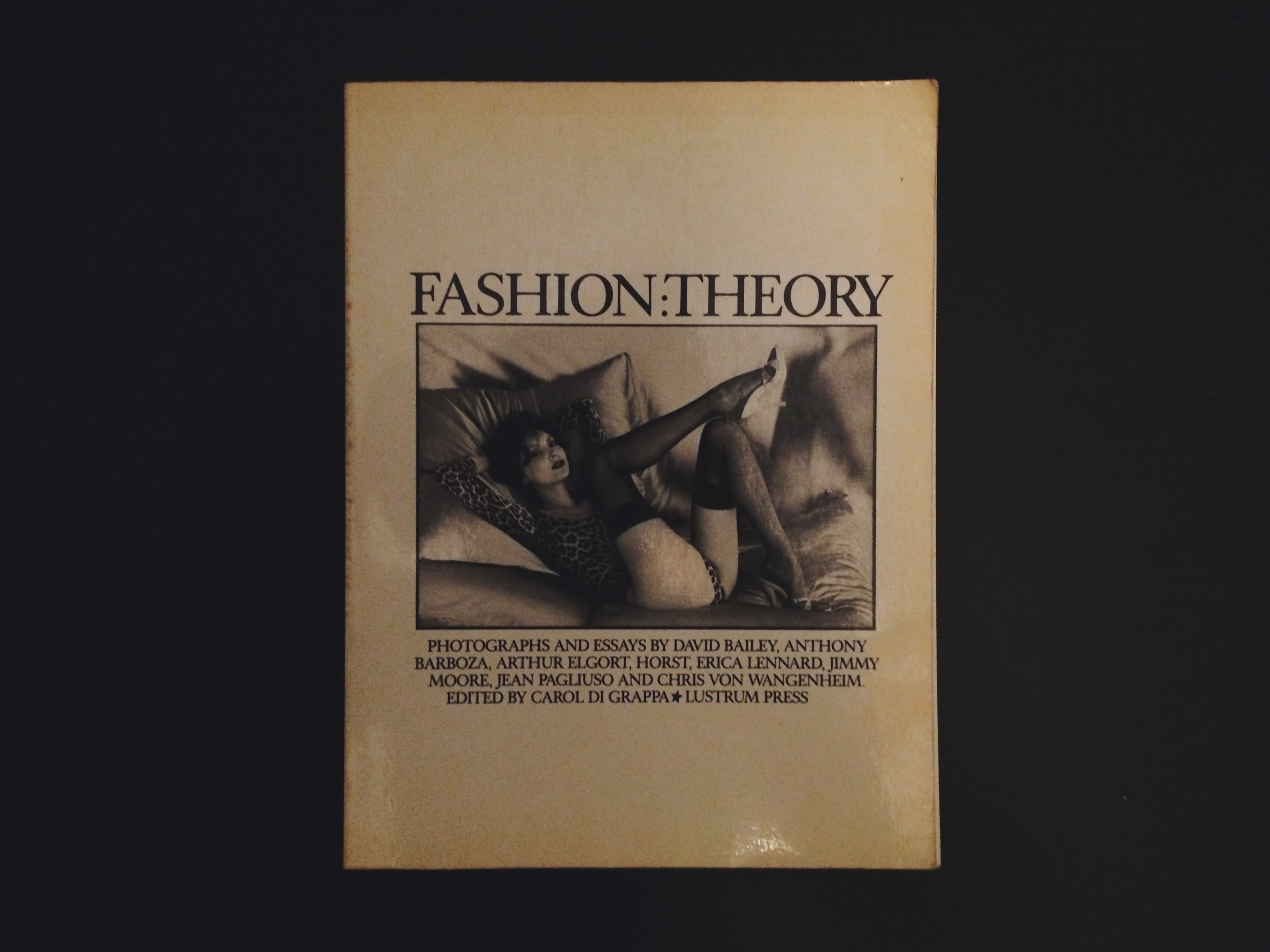 fashion theory - carol di grappa