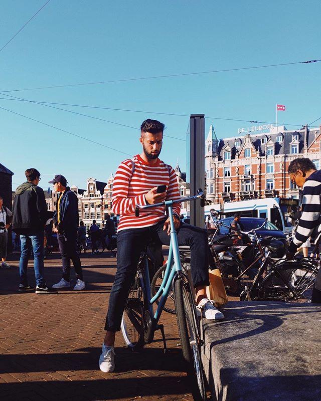notes from amsterdam.  #vscox #iphonex #amsterdam #wndrlust #streetscenes #makeportraits