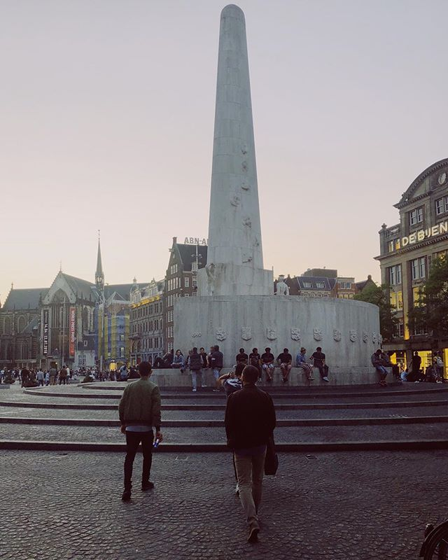 notes from amsterdam.  #vscox #iphonex #amsterdam #wndrlust #streetscenes