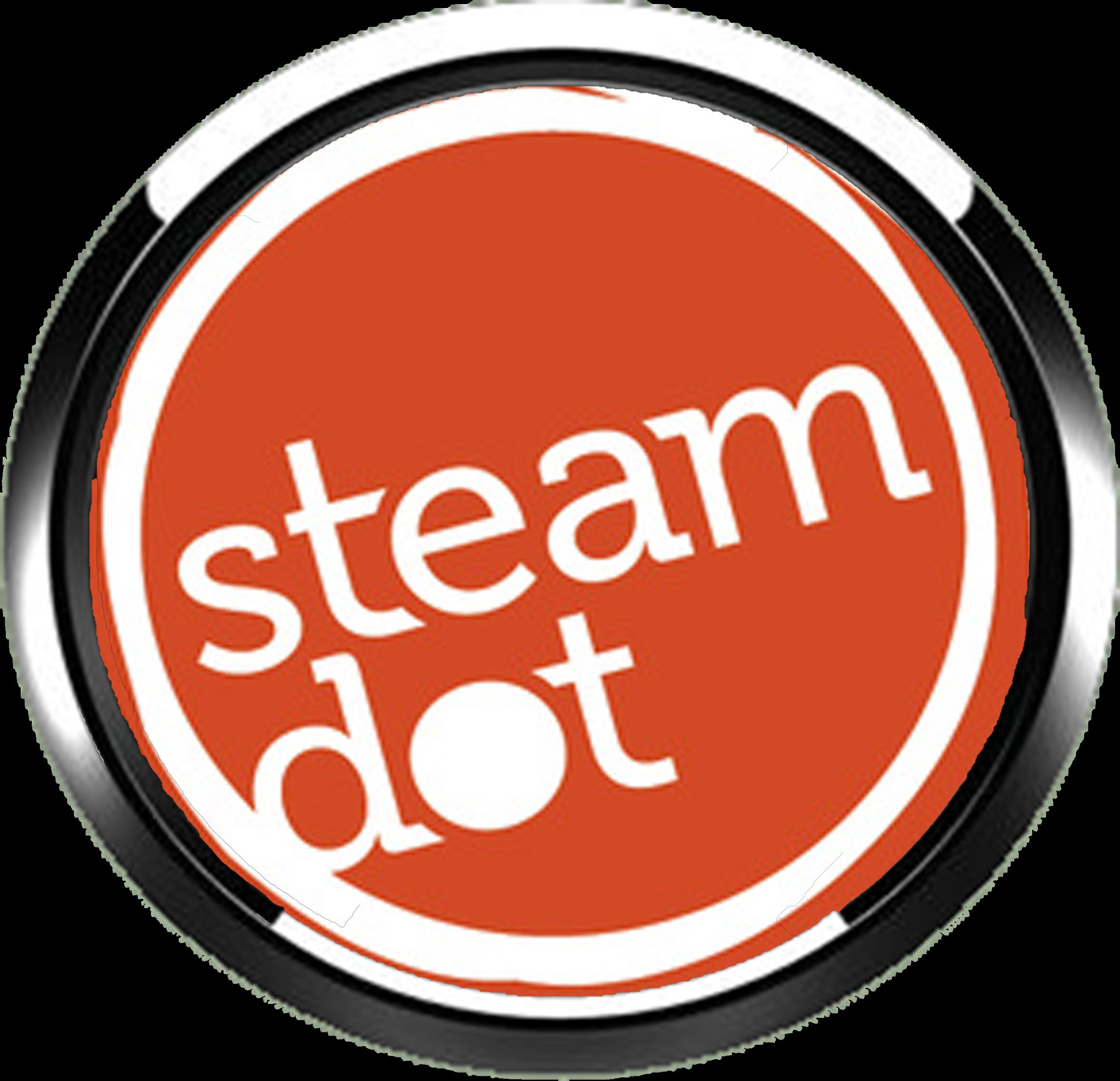 Steamdot badge.png