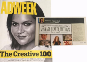 - The Avon post was later featured in Ad Week in an article about