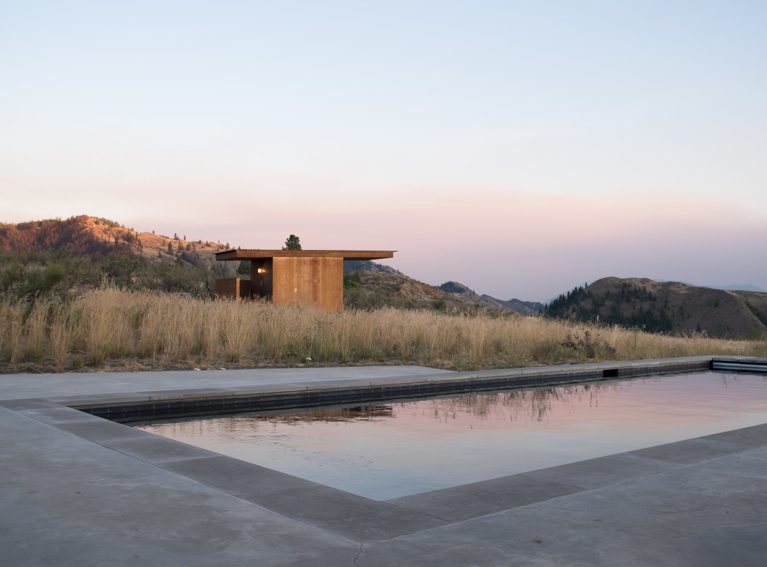 Christina Marie Hicks_Architecture_Stud Horse_pool.JPG