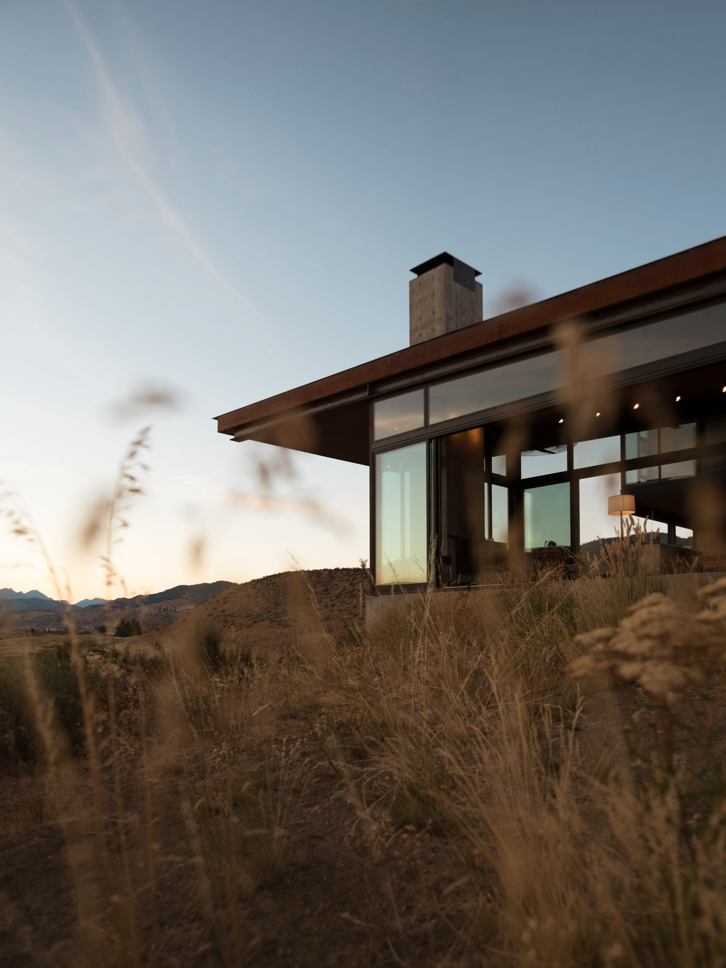 Copy of Stud Horse Residence by Olson Kundig Architects