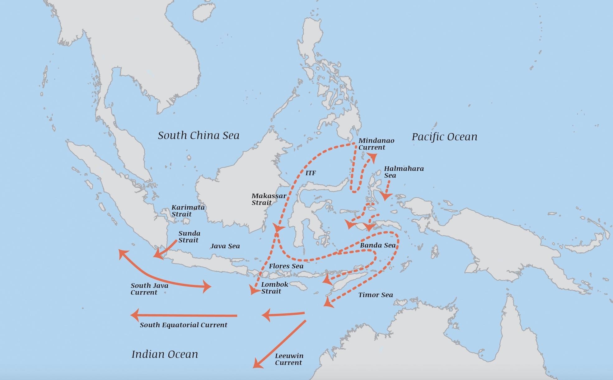 Indonesian Through Flow