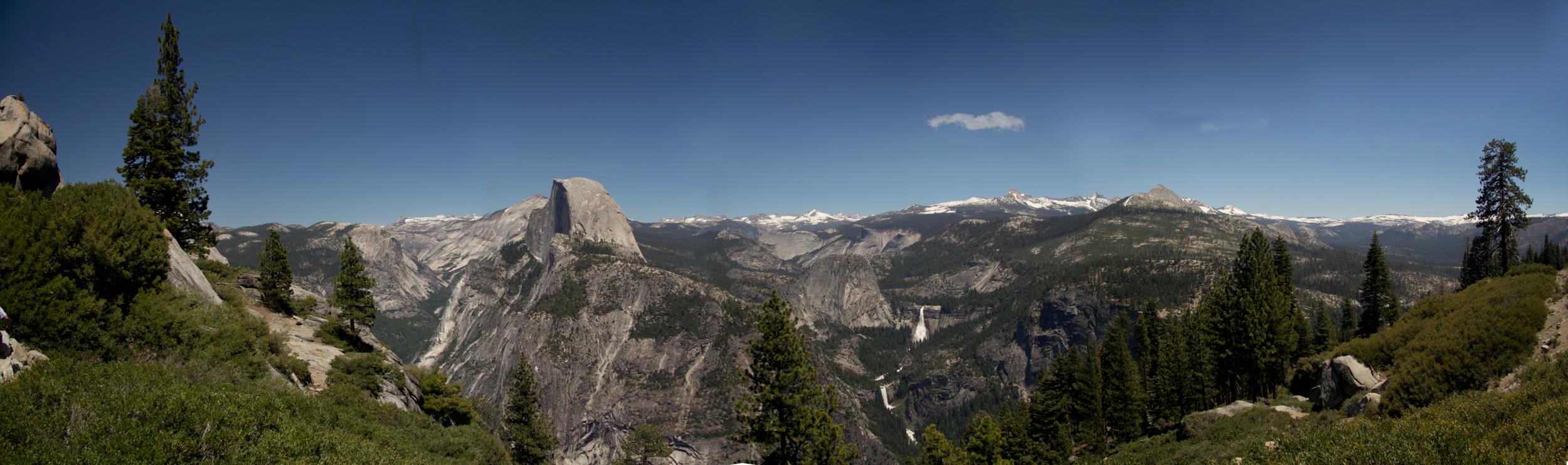 Half Dome, Yosemite N.P., USA