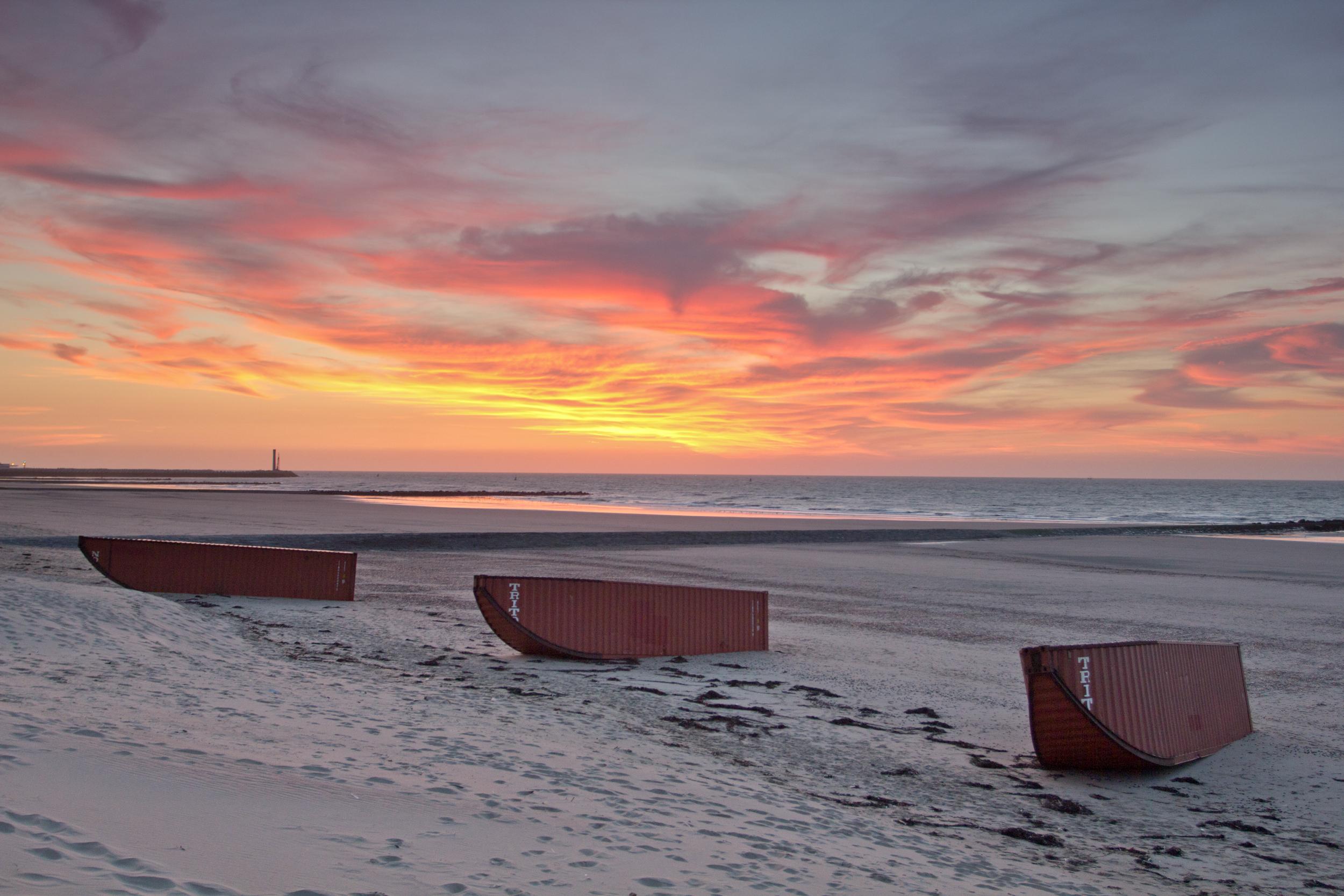 Beaufort '14, Belgian coast