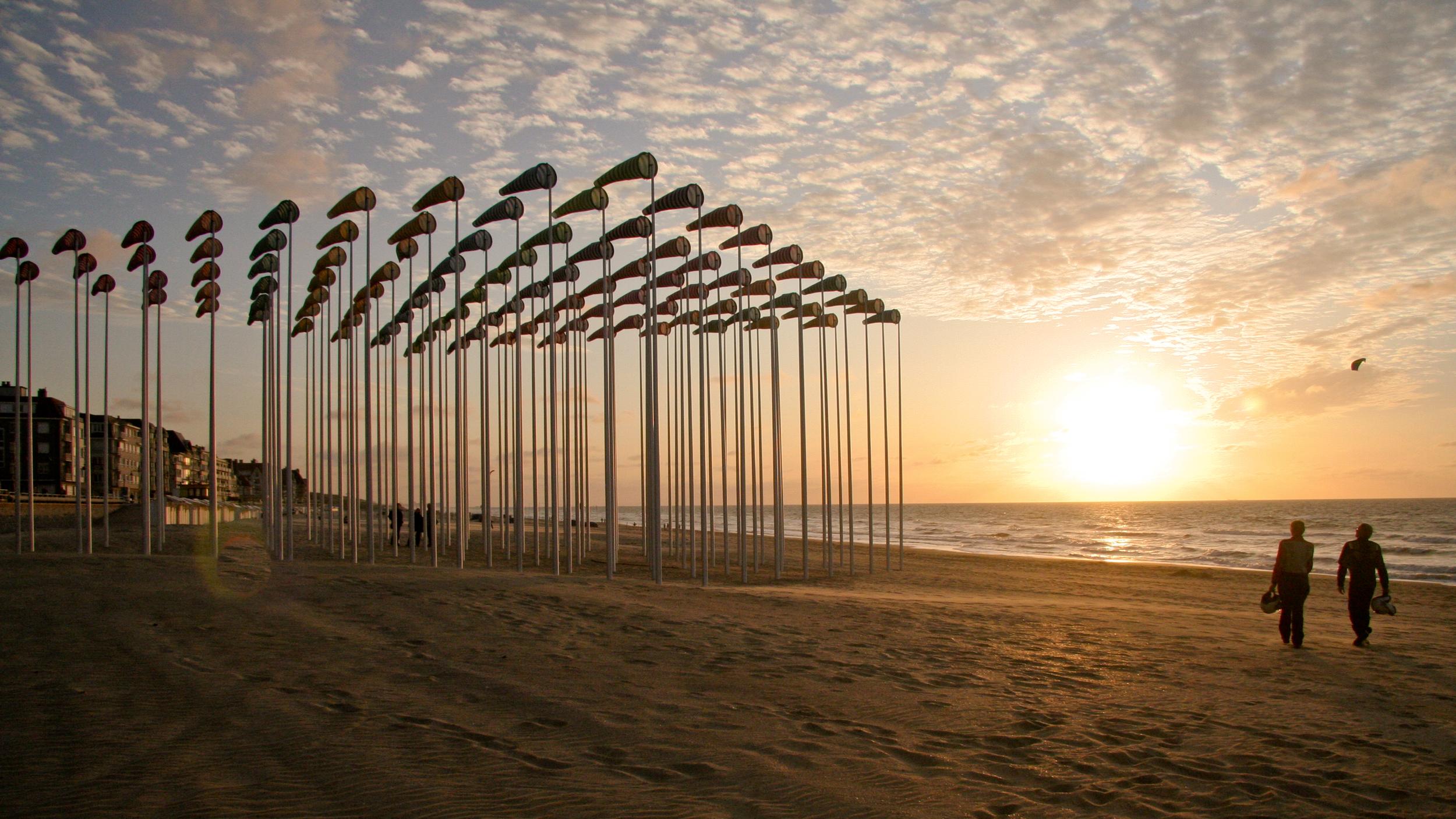 Beaufort '12, Belgian coast