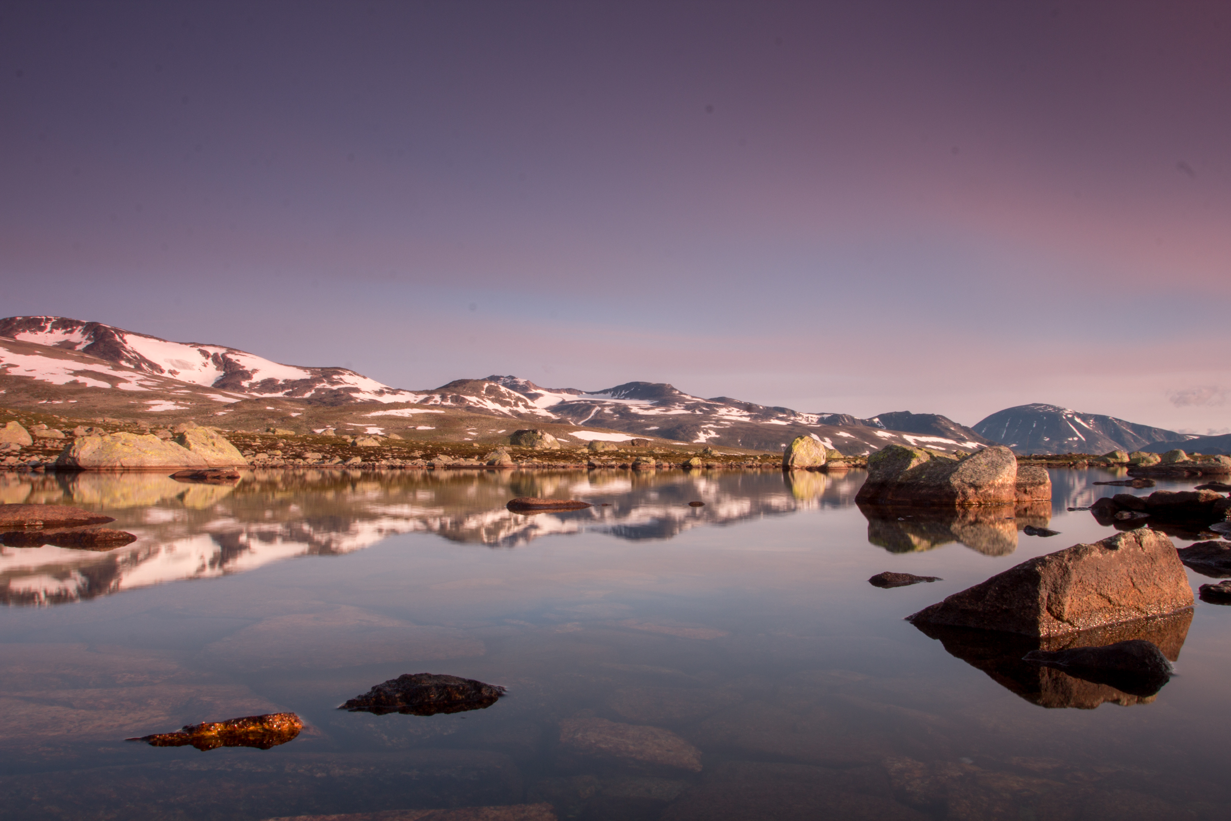 Gjendesheim, Jotunheimen, Norway