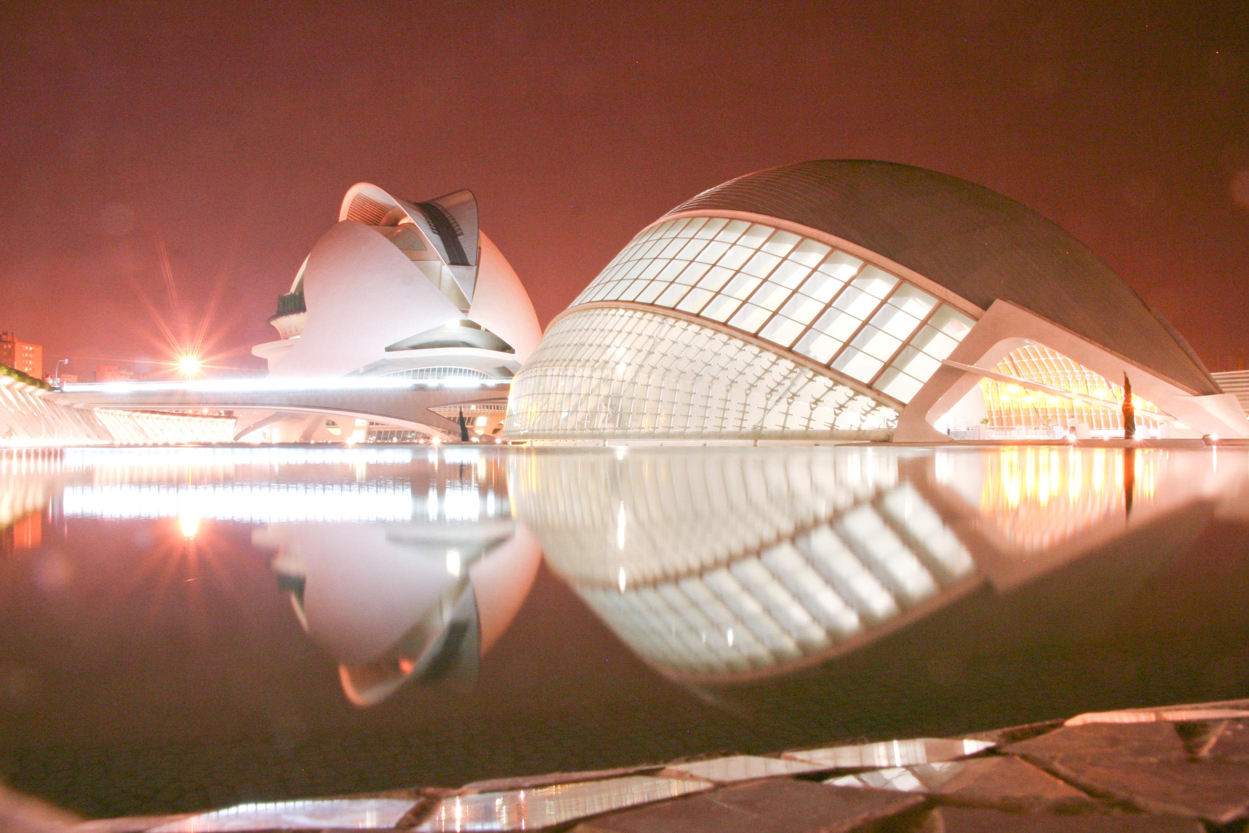 The City of Art, Valencia, Spain