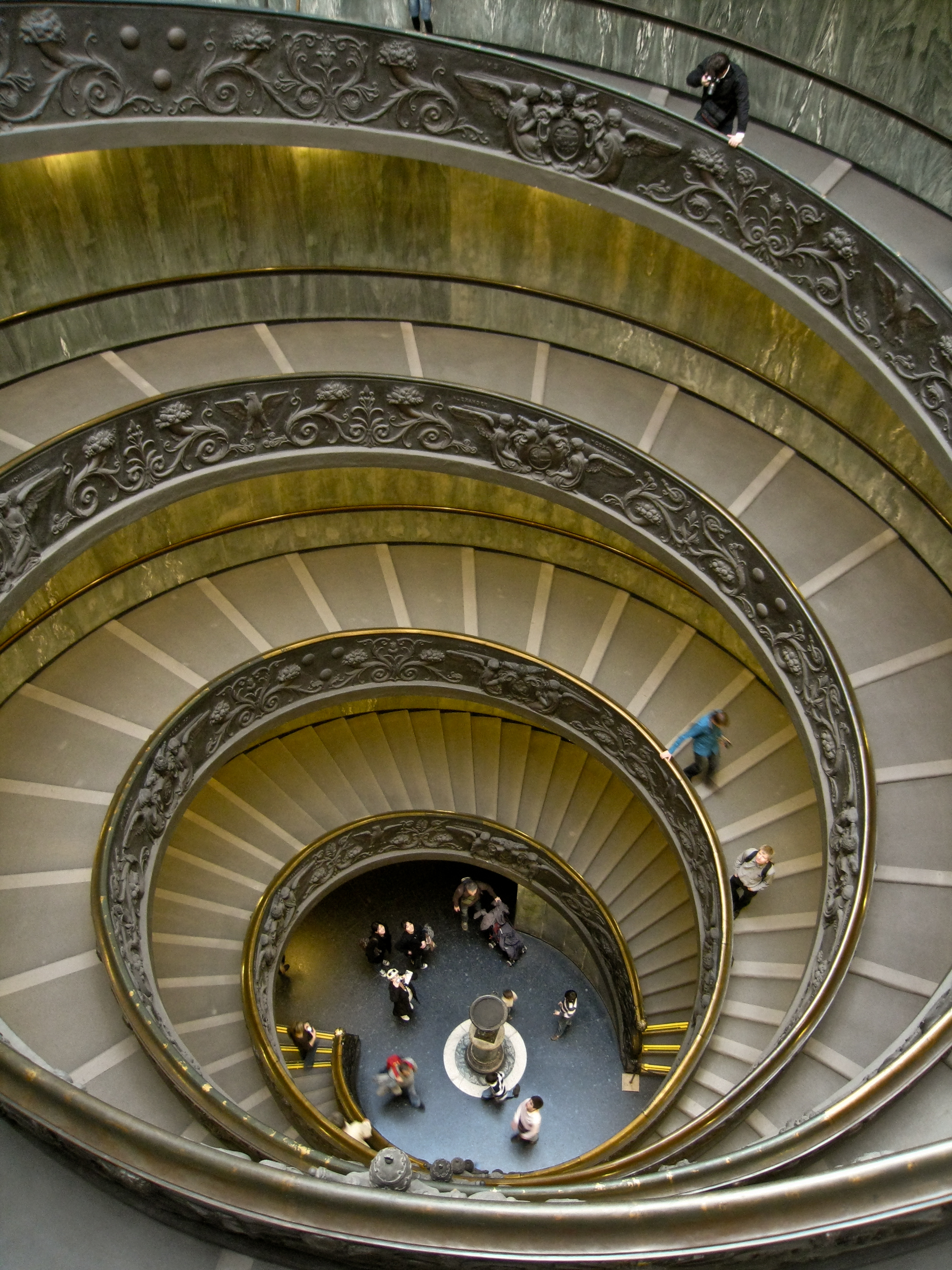 Vatican Stairs, The Vatican