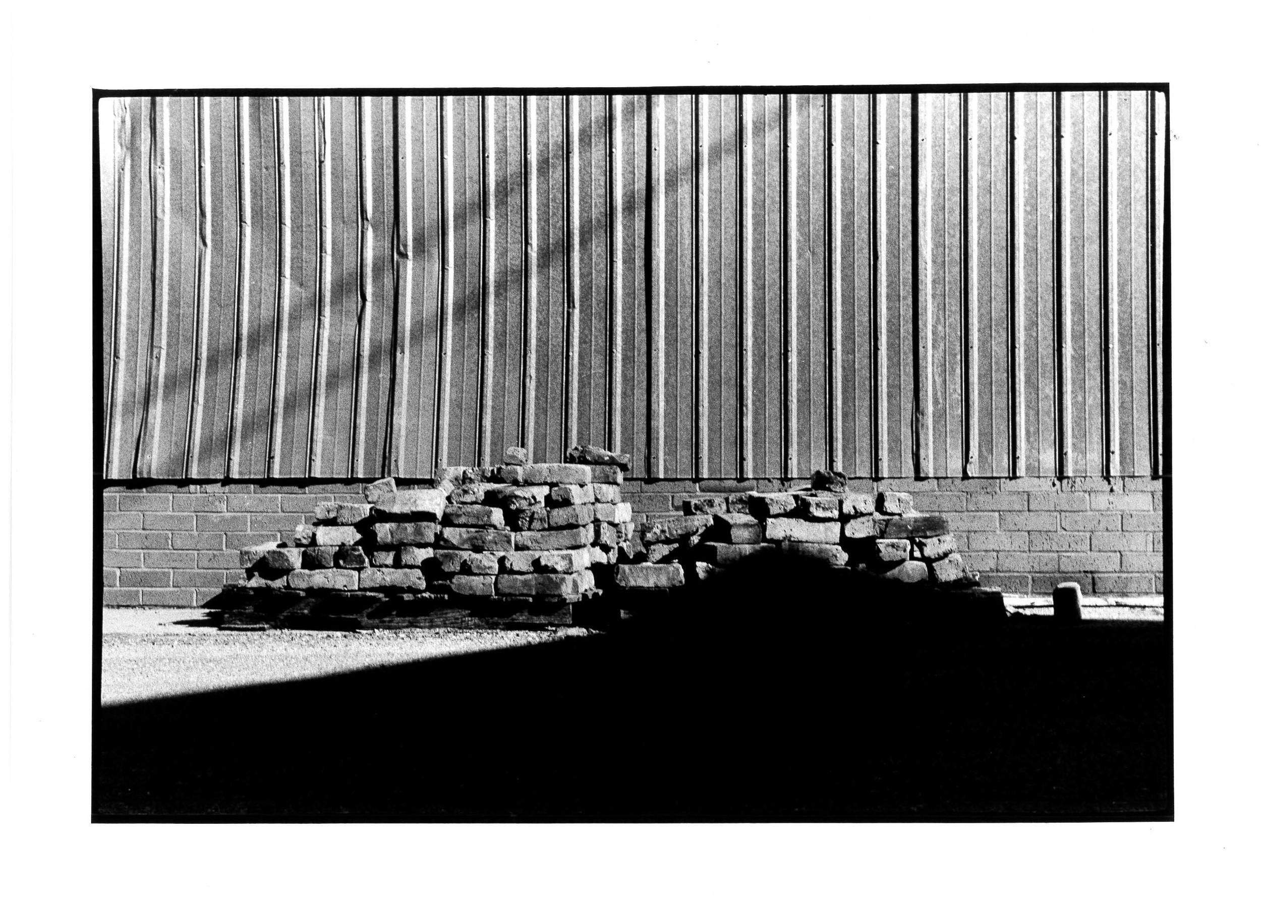 Bricks, Oklahoma 2011 24x36 cm