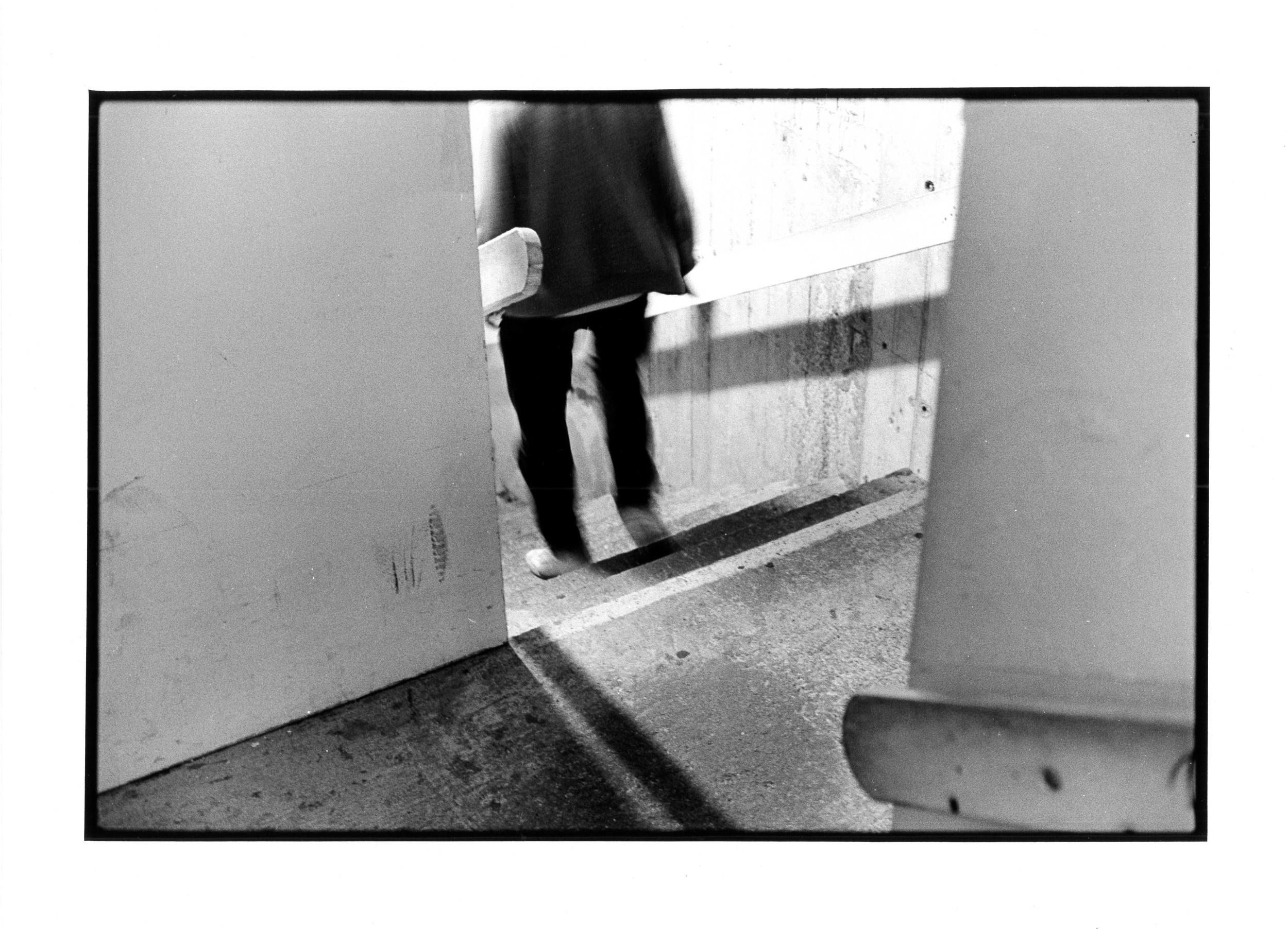 Silhouette, Bruxelles 2012 24x36 cm