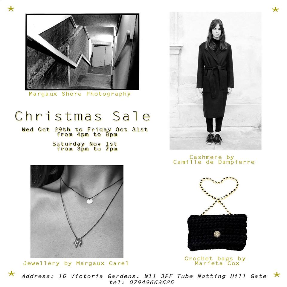 Notting hill Christmas sale