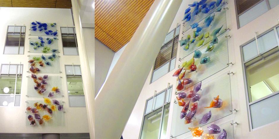 Eva Milinovik, Royal Victoria Hospital/Parkin Architects