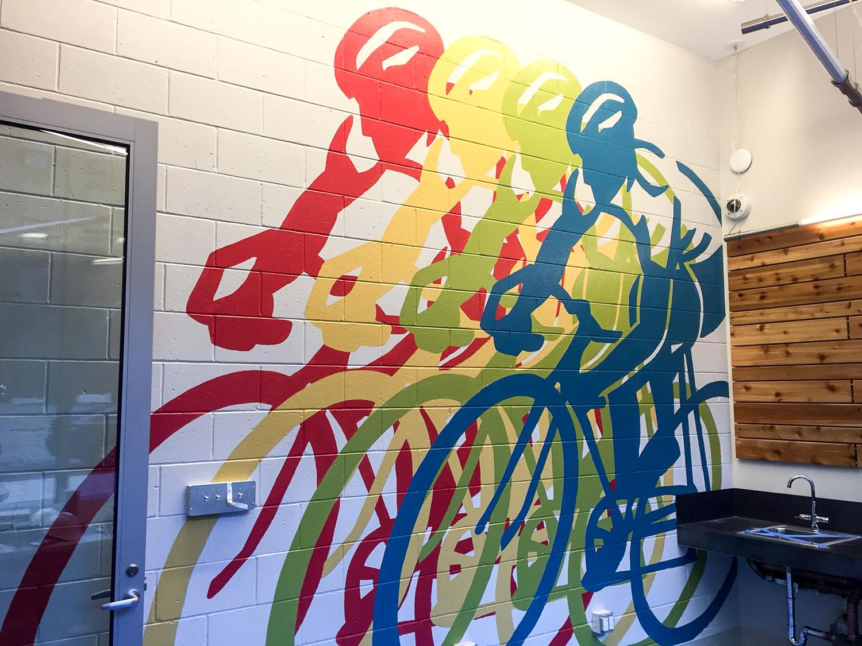AVA Theater District - Hand Painted Bike Mural.jpg