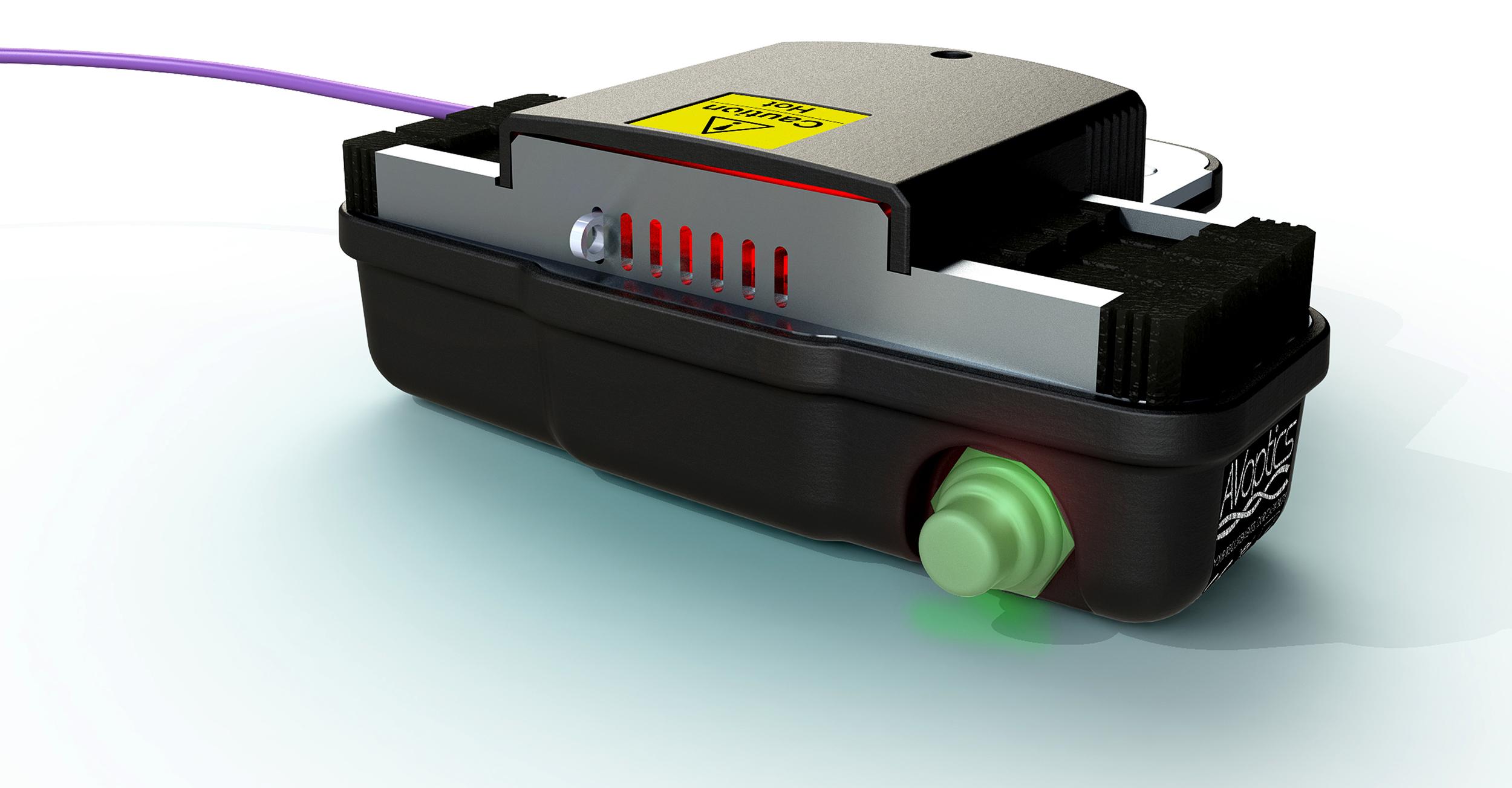 AV Optics  - Value engineering and ergonomics for this fibre optic device