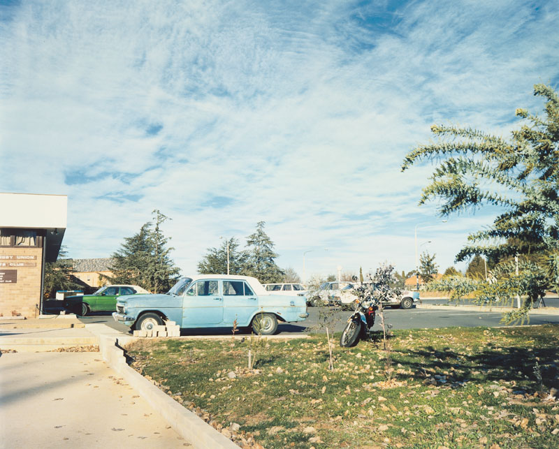 Ian North,  Canberra Suite no. 2  (1980),  type-c photograph, 37.0 x 45.7 cm. Courtesy the artist and Greenaway Gallery, Adelaide.