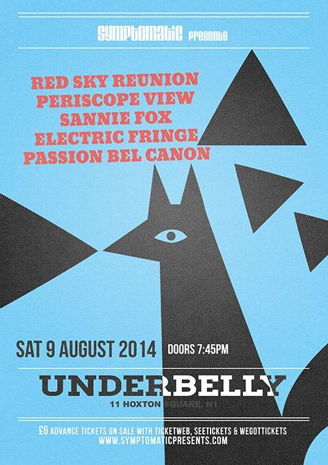 Underbelly UK 2014