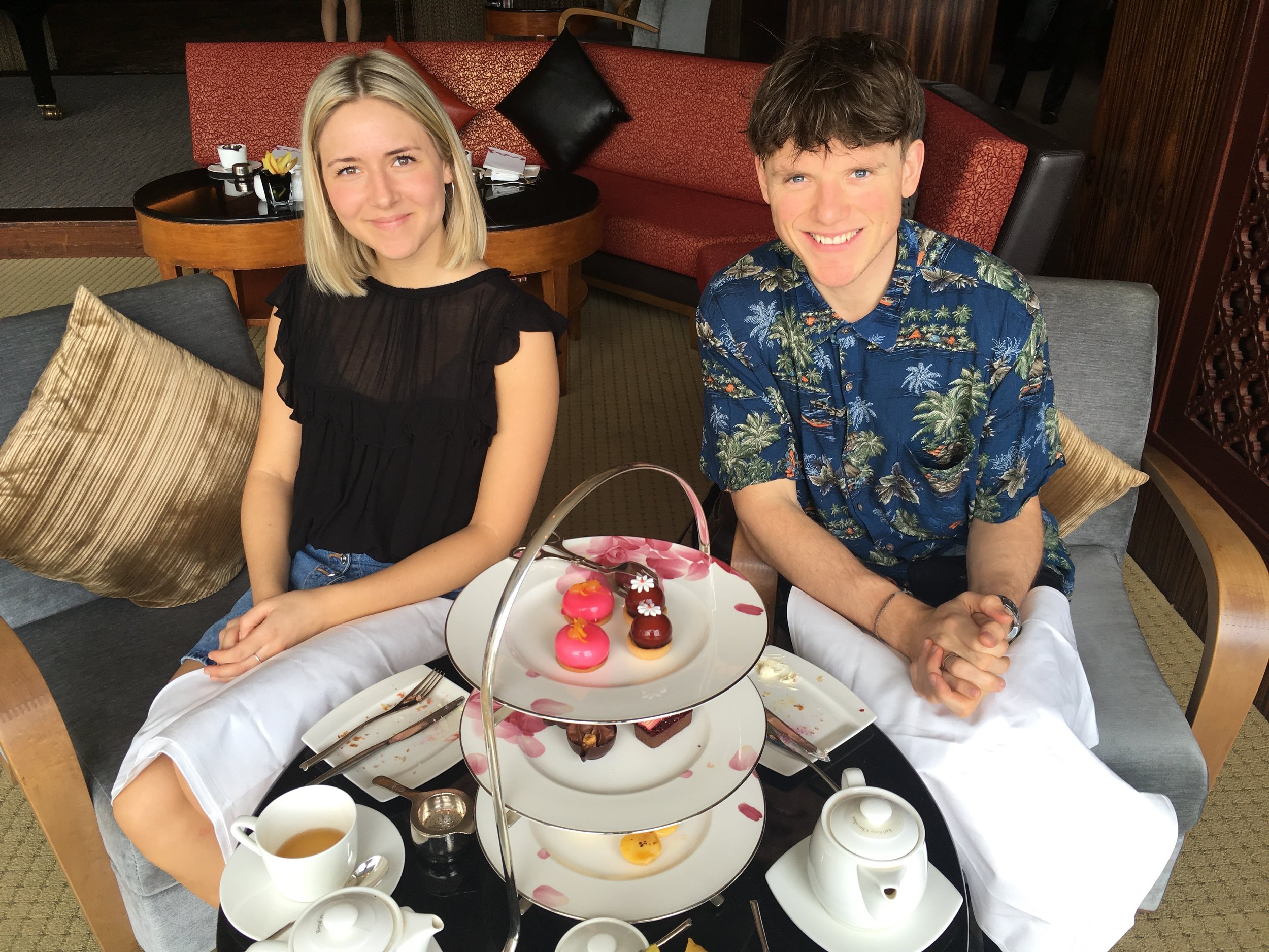 High tea stopover *****