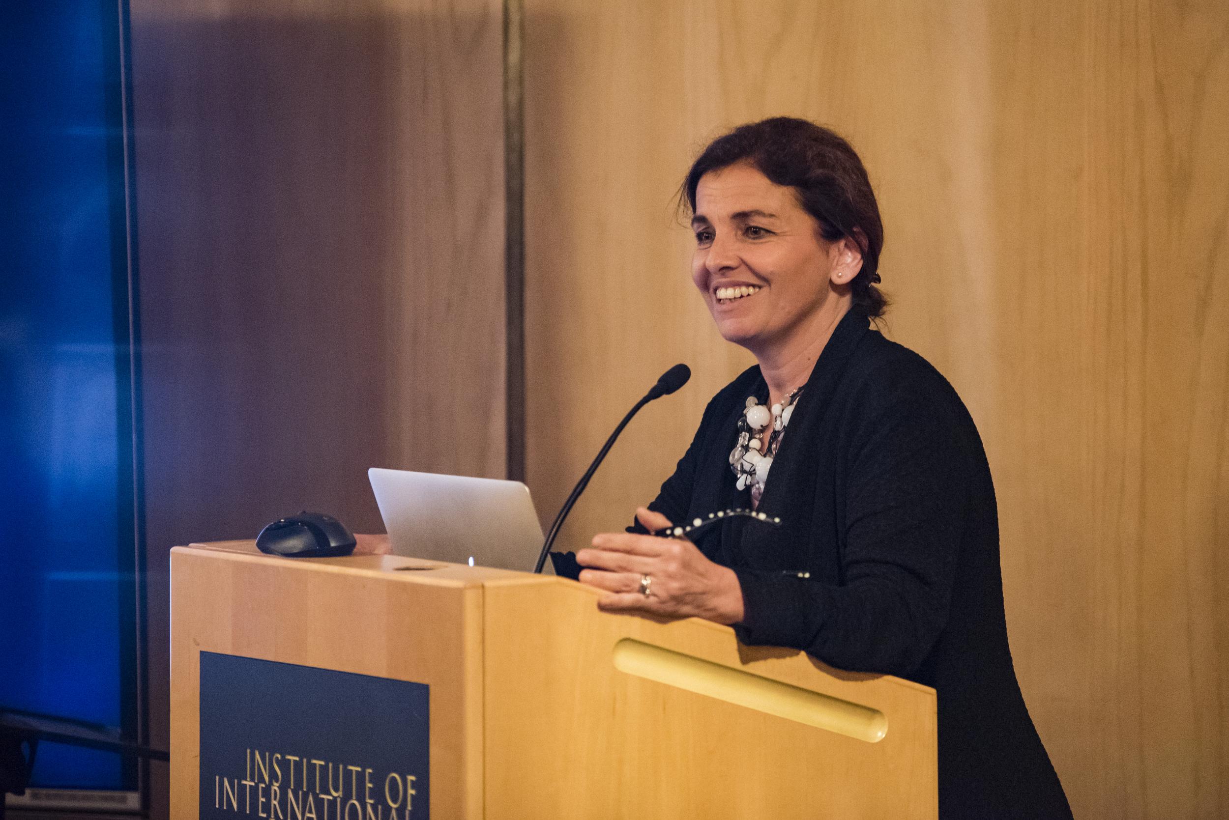 Veronica Boix Mansilla - keynote speaker November 2015 #LINEed