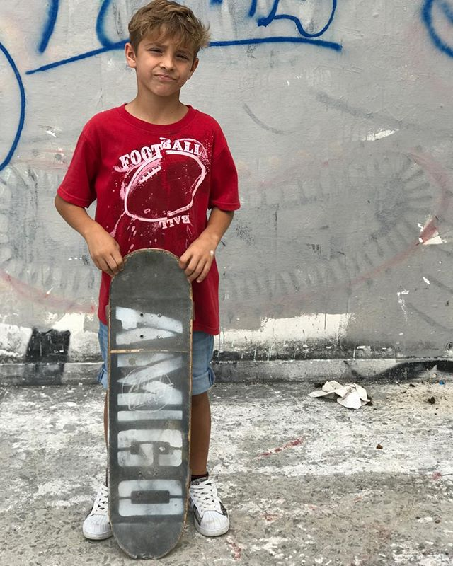 The future belongs to those who believe in the beauty of their dreams.  Eleanor Roosevelt ⚡️🔥🦋 #amigoskatecuba #dreamer #helpingothers #skateboardinglife #philanthropy #thankyouskateboarding #payitforward #skateandexplore #cuba #robinhoods #havana