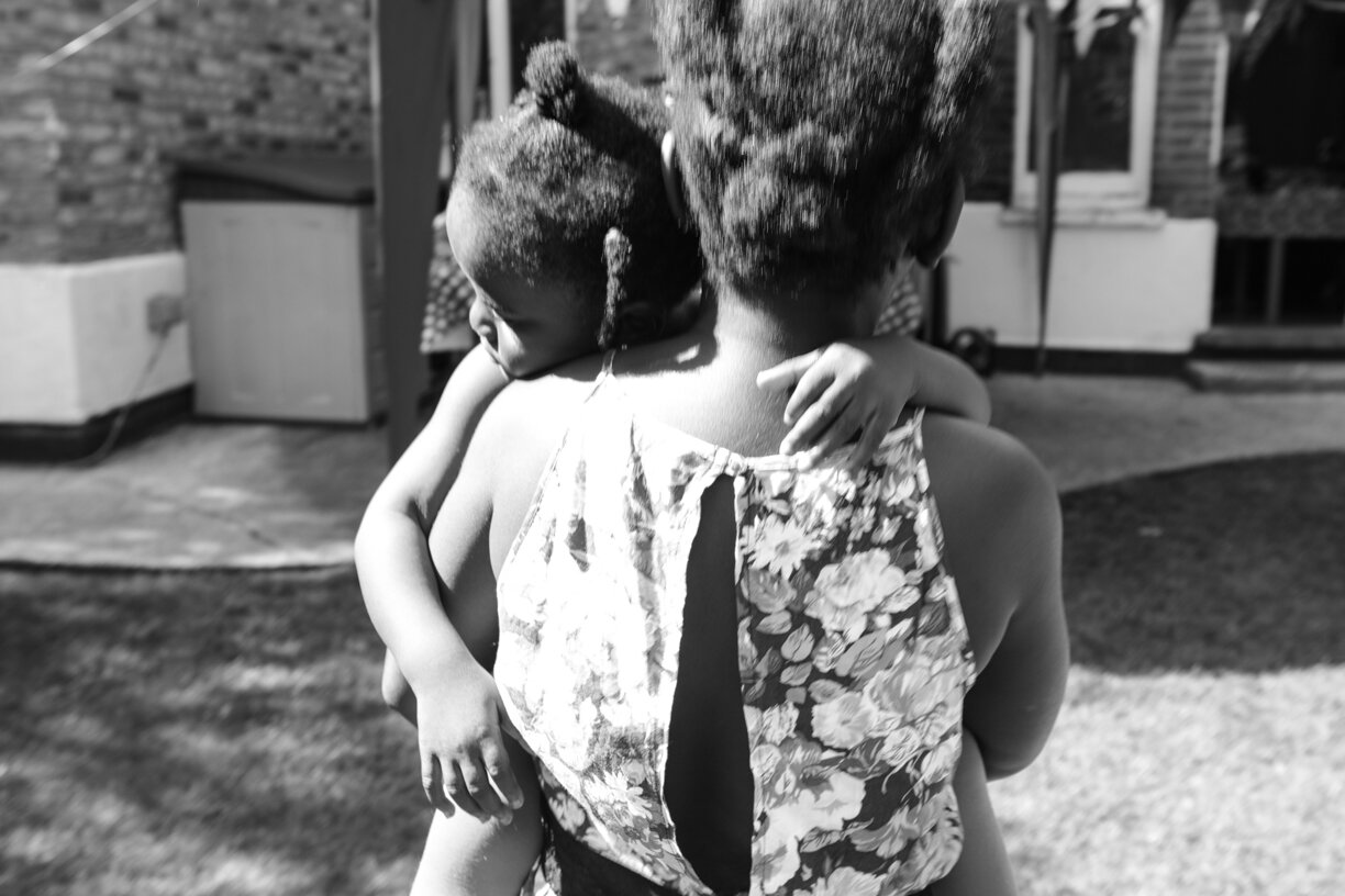 Summer will end soon and childhood as well - Domestic Violence Charity