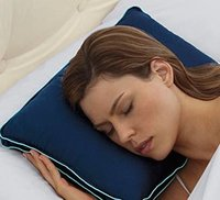 The only pillow you'll need for both home and travel. Say goodbye to neck pain!