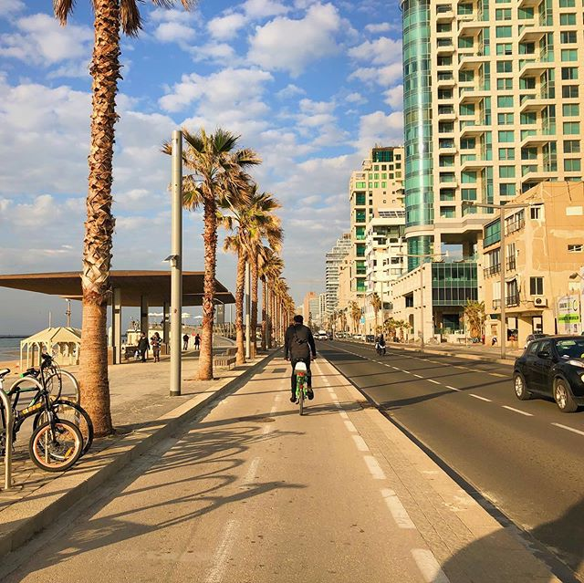 🚲Tel Aviv, Israel🚲  January, 2019 Okay guys, I'm really trying to catch up here. For anyone who fillows my personal, I apologize for the next several posts being pretty much identical to ones I already did on @tamarahhansen . I'm so lazy I'll even insert screenshots of my captions rather than writing new ones haha. . . . . . . . 📸 @gnargrimeslop @tamarahhansen #travelblogs #travelcouples #traveldames #travelgirl #travelescape #travelmoreworryless #longdistancerelationships #wonderlust #wanderlust #travelbloggers #travelblogger #travelfun #travelphotography #bestoftravel #travelcouplelife #travelcouplegoals #couplestravel #travelcouple #travelportrait #wanderlost  #beach #cityscape #citybike #telaviv #israel