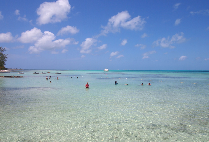 Rum Point in Grand Cayman