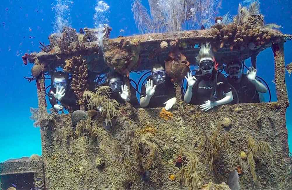 The Doc Polson - photo courtesy of Neptune Divers