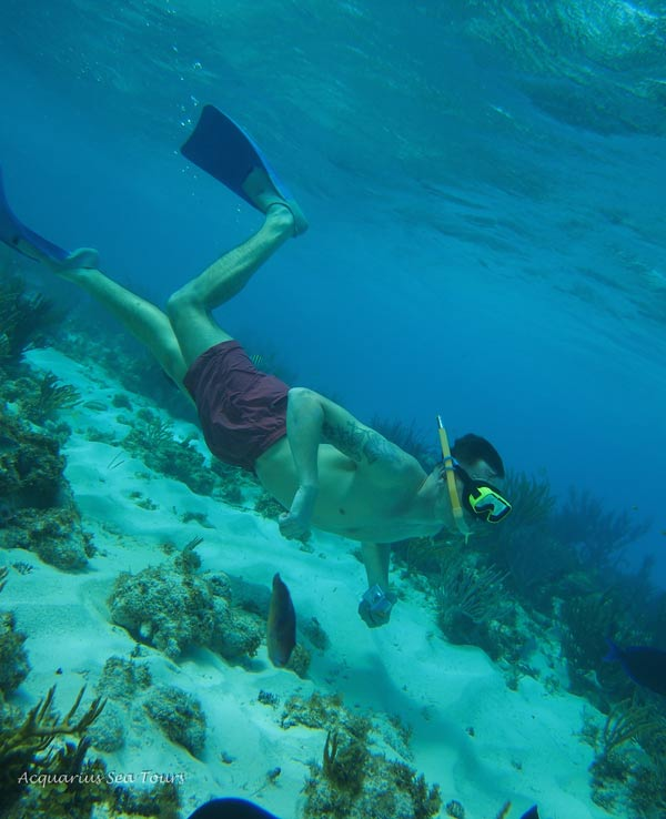 WEIGHTLESS IN CAYMAN
