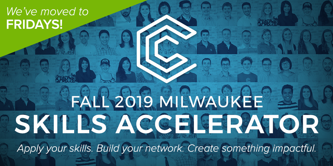 We made this thing even better!  Our most popular program just got better - work on multiple projects, connect with multiple companies, make more connections. Choose the morning or afternoon session and let's solve some cool problems!