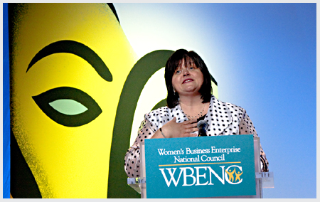 Laura Taylor  , Vice President, Strategic Sourcing and Procurement Operations,  Enterprise Procurement, Pitney Bowes Inc. and Vice Chair, WBENC Board of Directors
