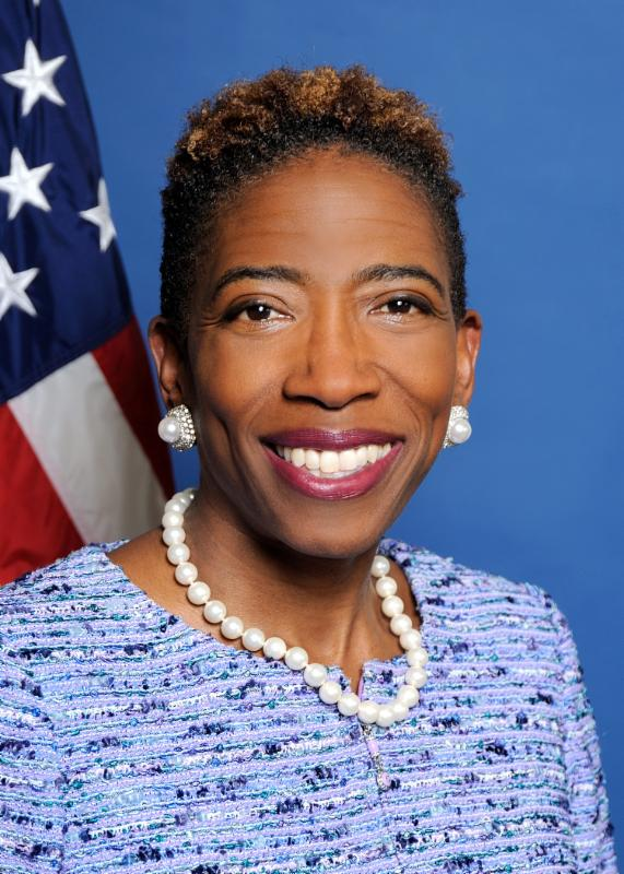 Carla Harris, Chair, NWBC
