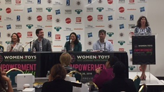 Discussion Panel comprised of Walmart Buyers