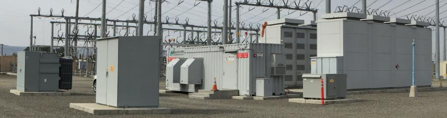 PG&E currently owns and operates two utility-scale, sodium-sulfur battery storage systems: the 2 MW Vaca-Dixon battery (pictured) and the 4 MW Yerba Buena Battery in San Jose. The Vaca-Dixon system is the first battery storage resource in California to participate in the California electricity market. PG&E believes that utility-scale storage has the potential to help customers save money and energy, address the integration challenges associated with increasing penetration of renewables and DERs, and enhance the overall reliability of an ever-changing energy supply.