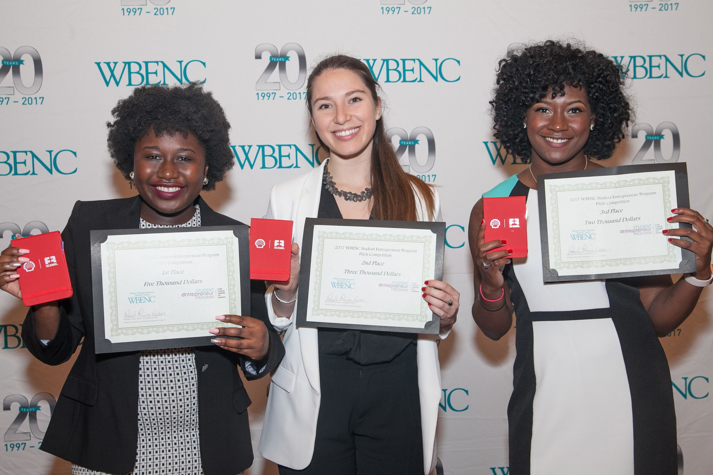 2017 SEP Pitch Competition winners