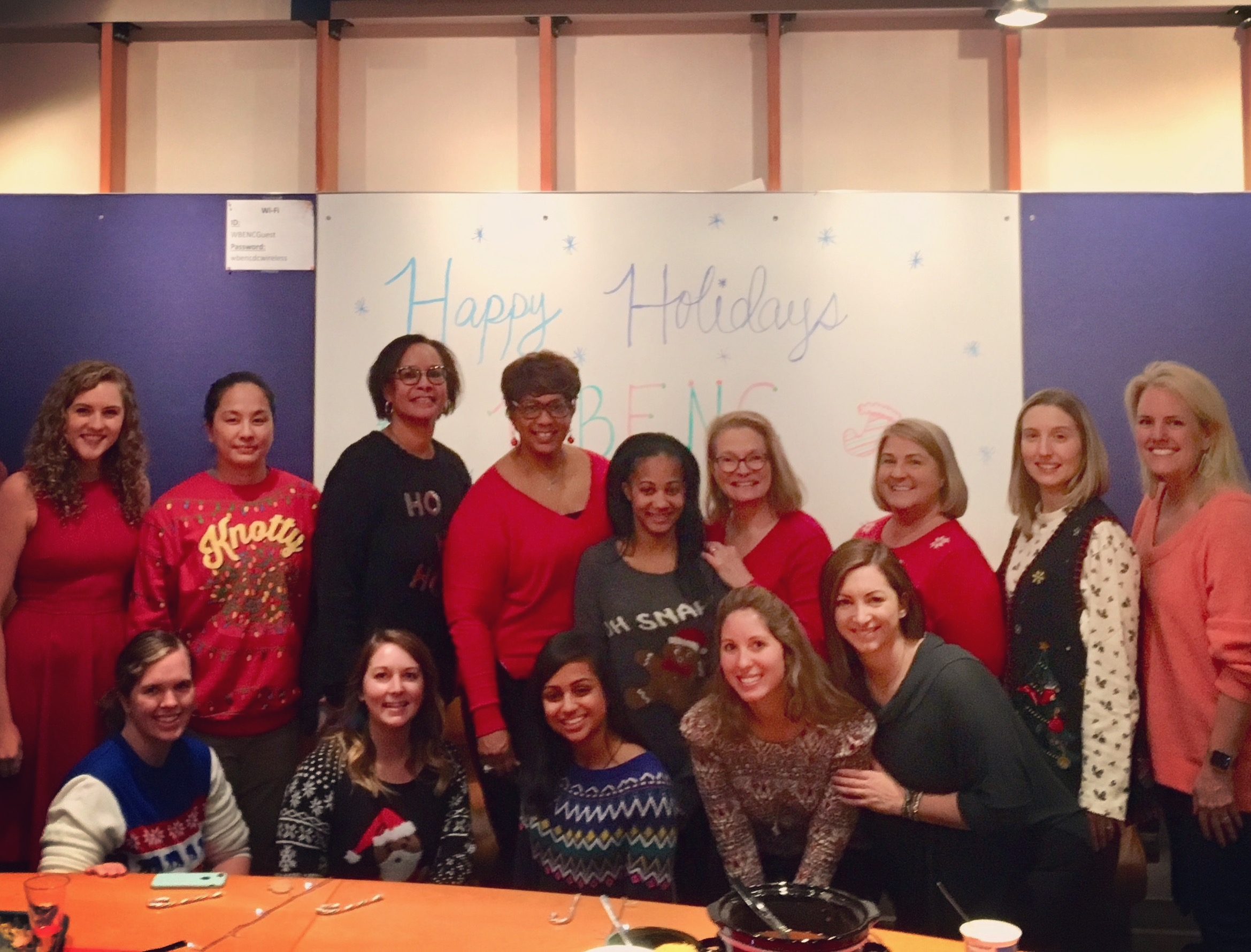 Happy holidays from our team to yours!