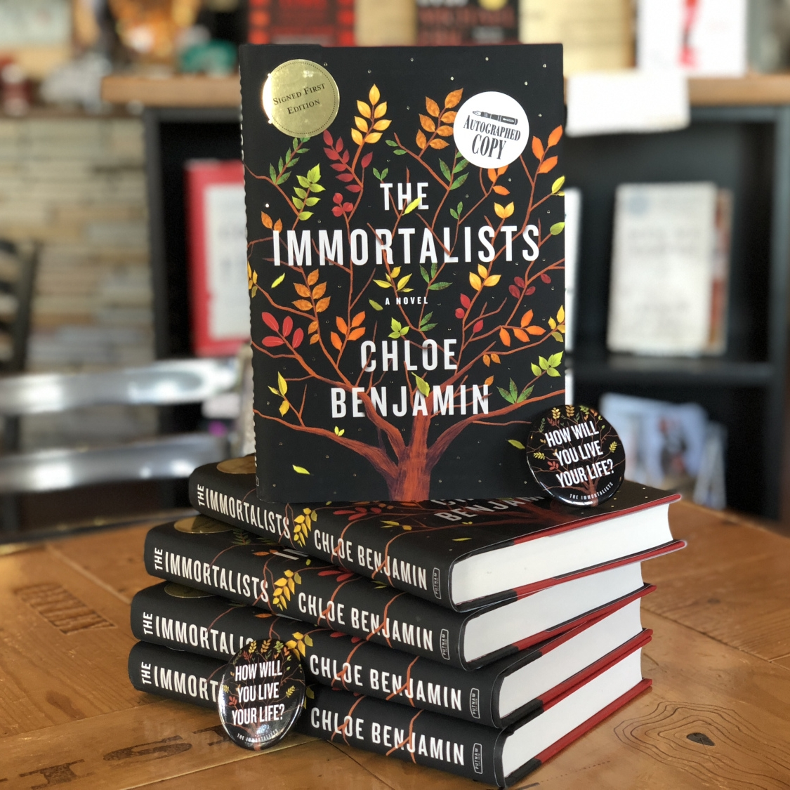 The Immoralists by Chloe Benjamin